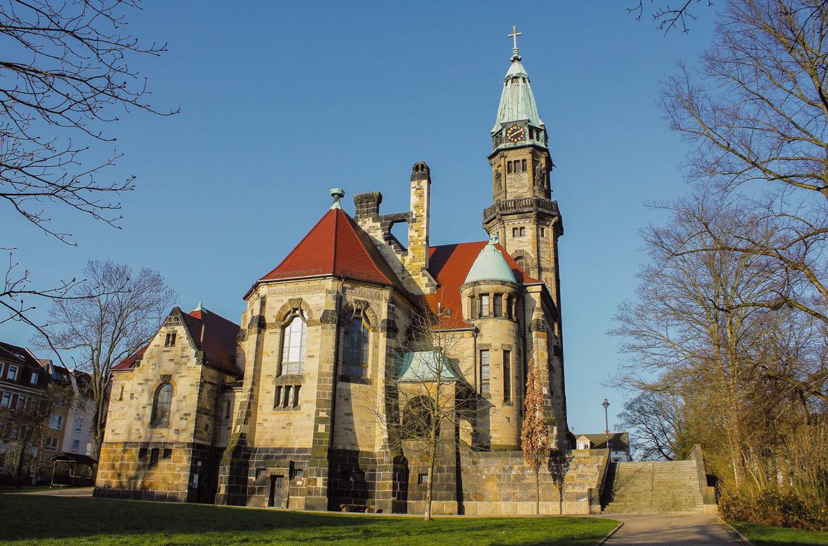 Lutherkirche Zwickau