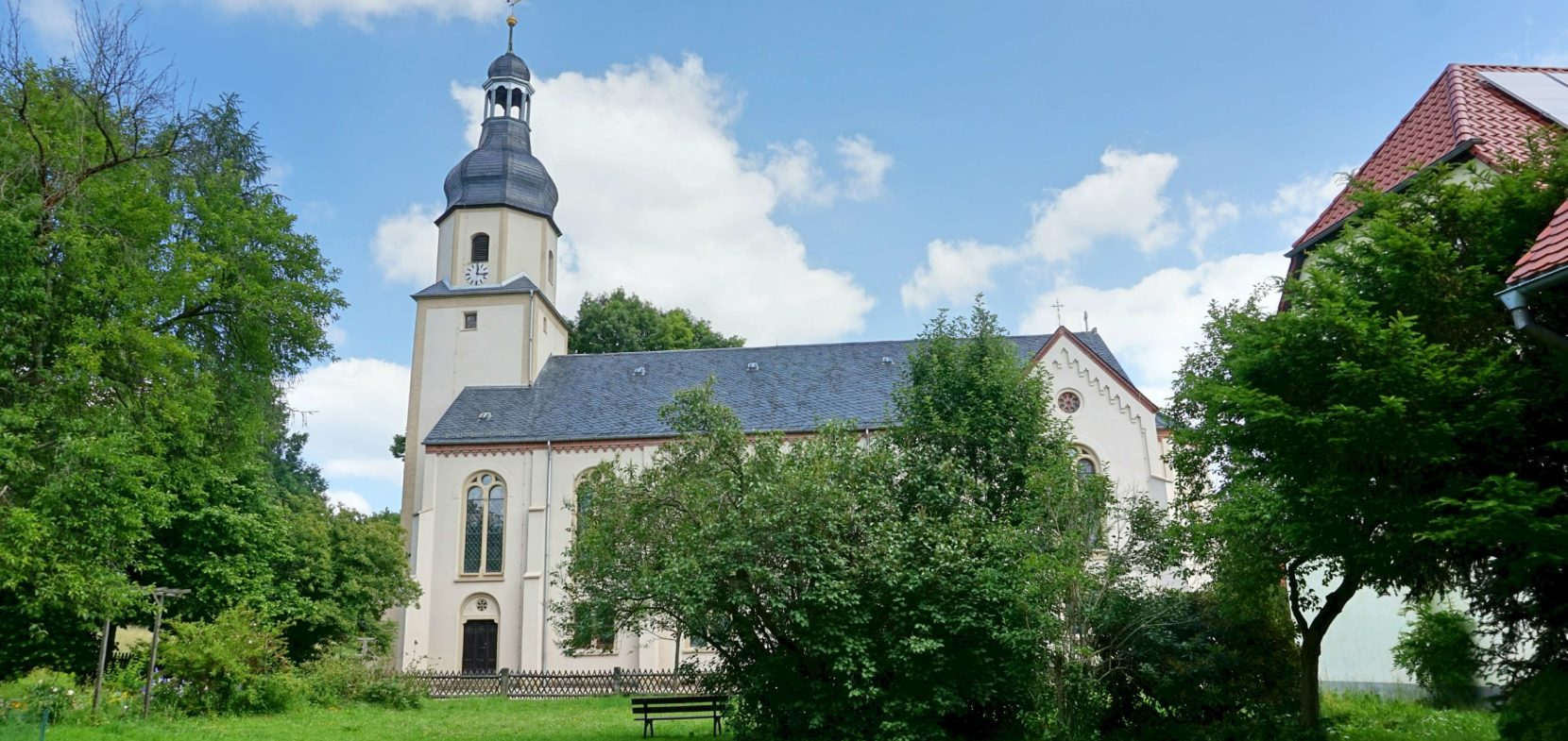 Neukirchen – St.-Martins-Kirche