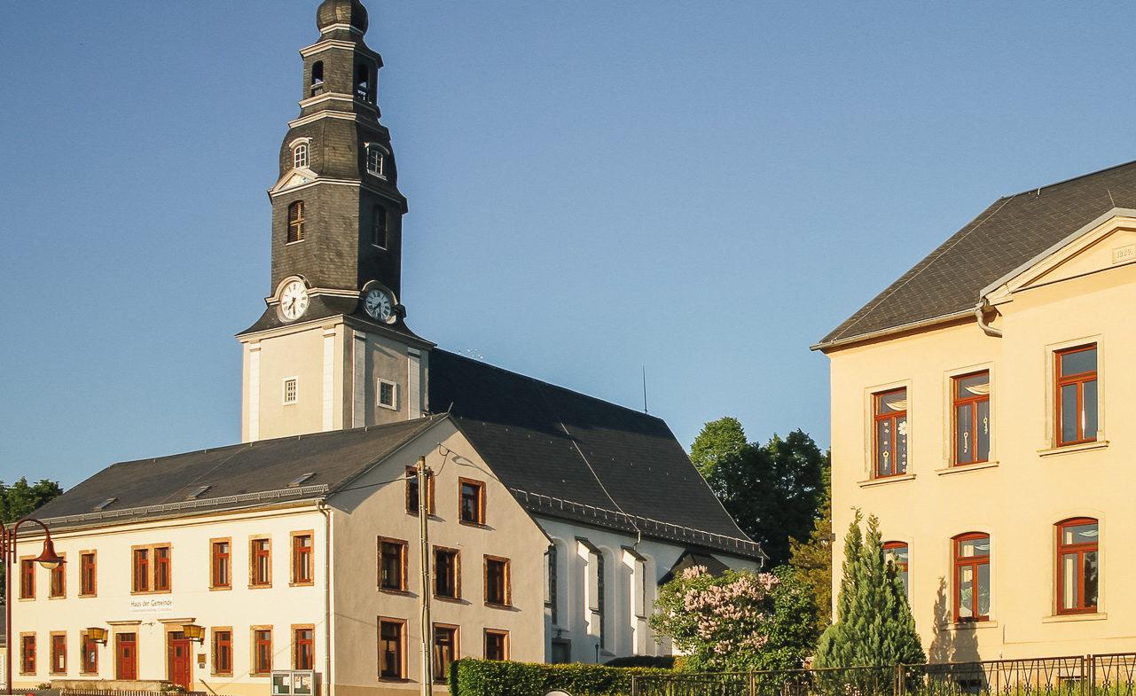 Kirche Bärenwalde