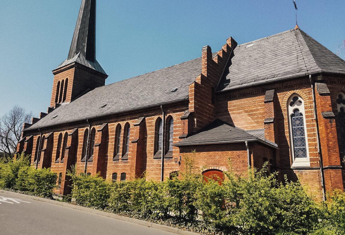 Kirche Cainsdorf