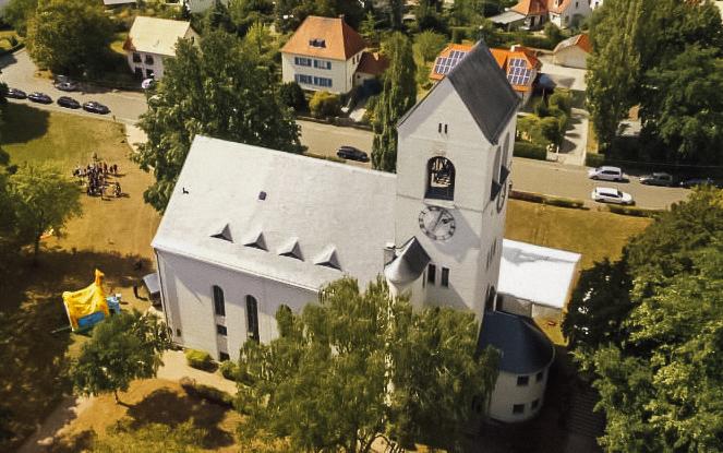 Crimmitschau Lutherkirche