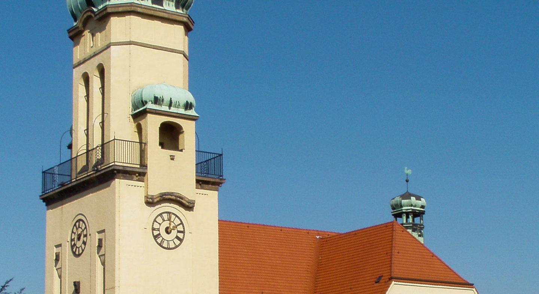 Crimmitschau St. Johannis-Kirche