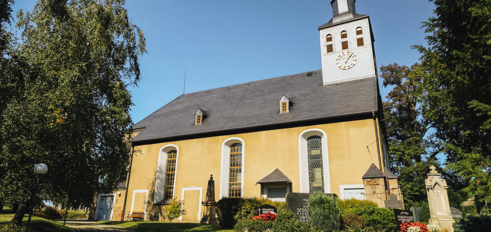 Kreuzkirche Ebersbrunn