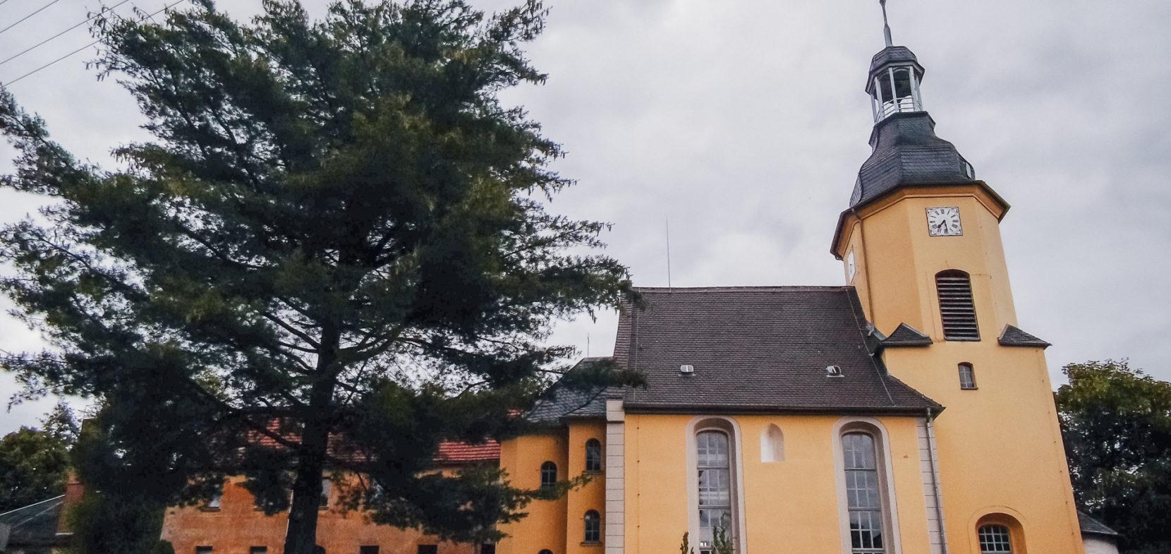 Kirche Frankenhausen