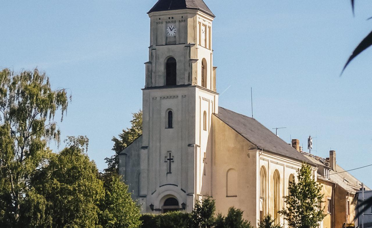 Kirche Gablenz