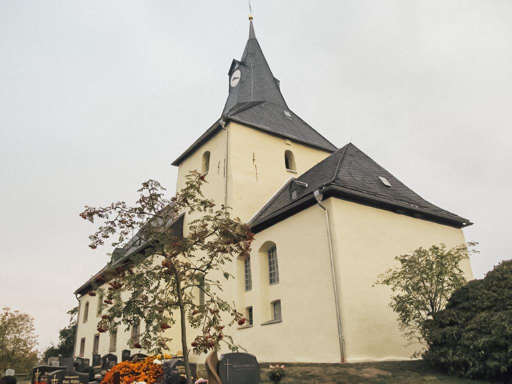 Kirche Drei Marien Härtensdorf