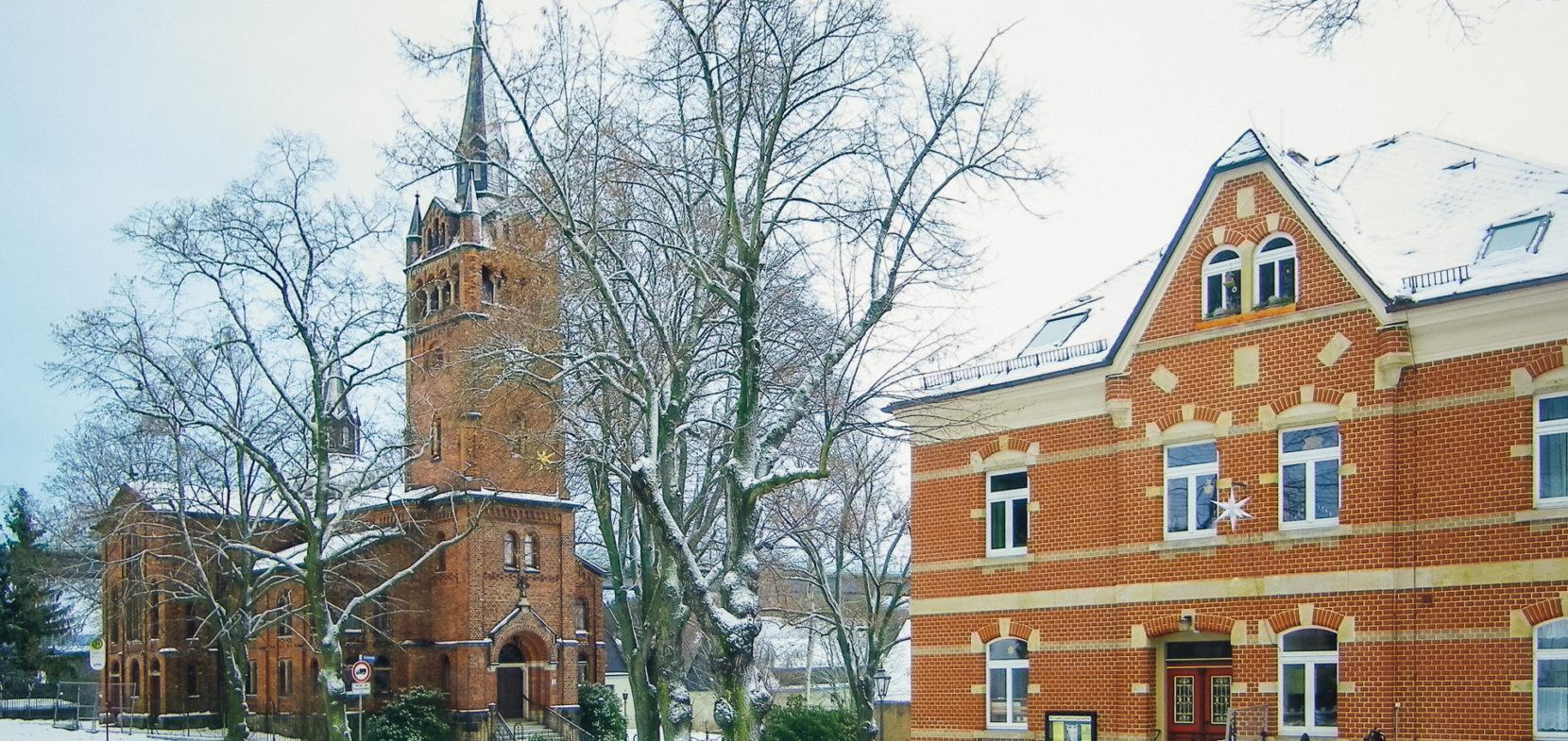 Wilkau-Haßlau – Lutherkirche