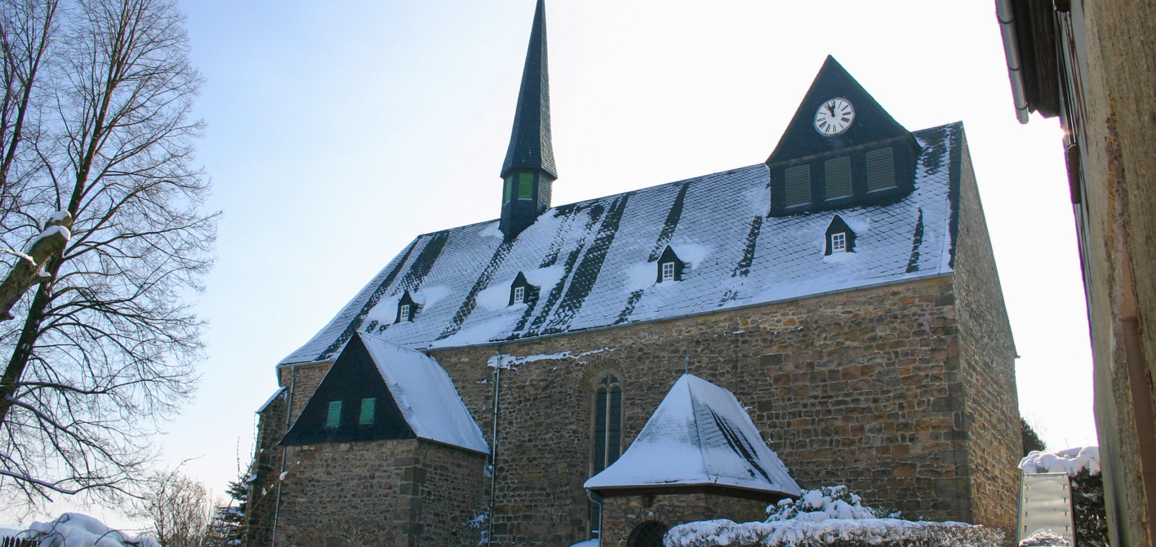 St. Michaelis-Kirche Hirschfeld