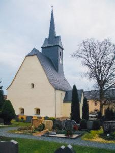 St. Jakobikirche Königswalde