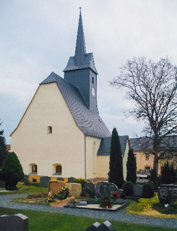 Jakobikirche Königswalde