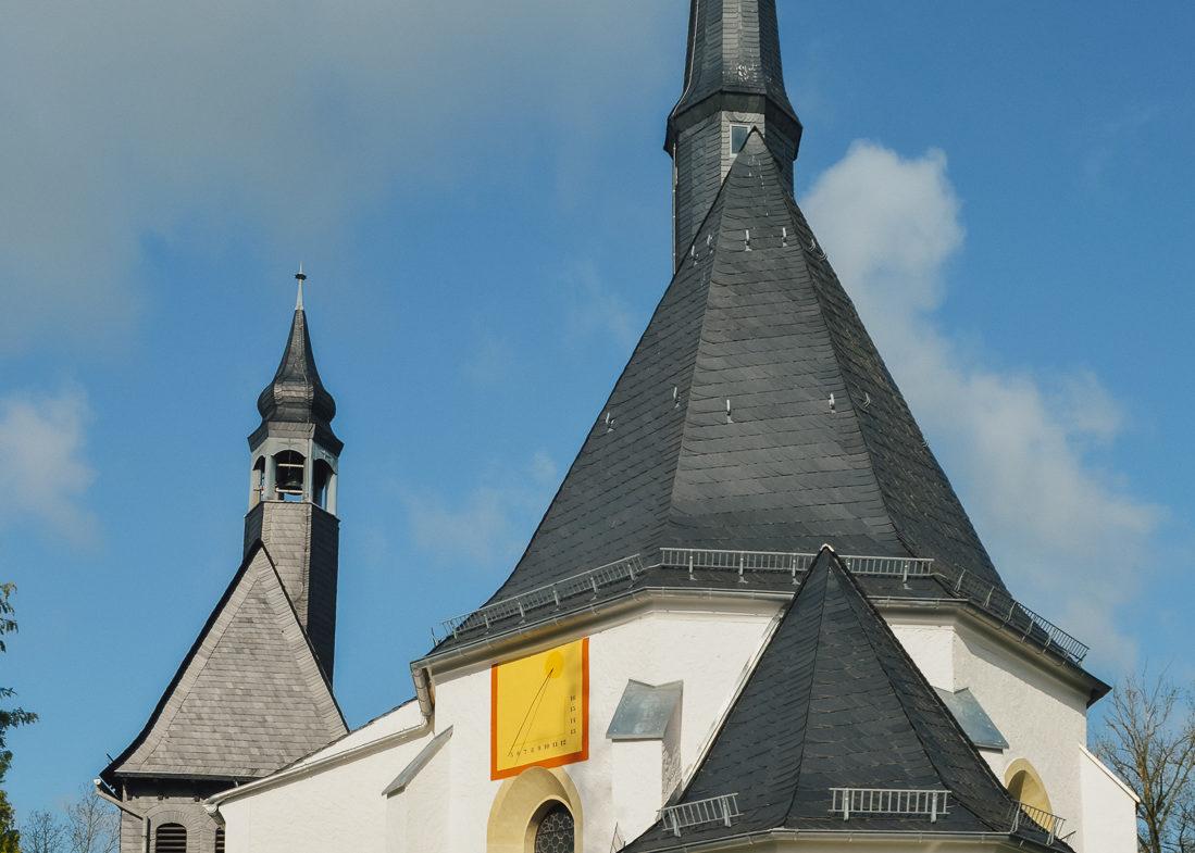 Langenbernsdorf St.Katharinen Kirche