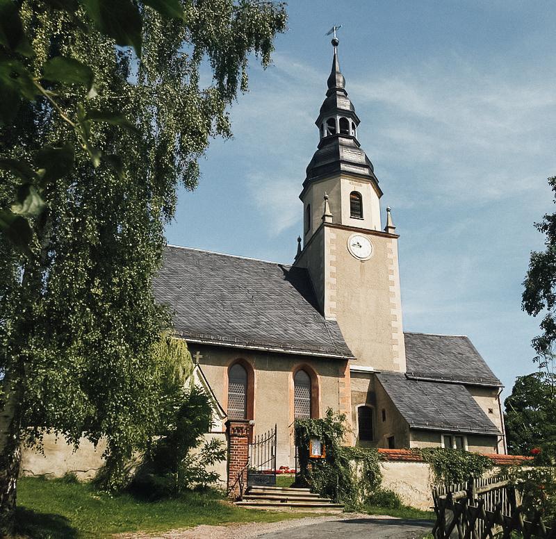 Kirche Langenreinsdorf