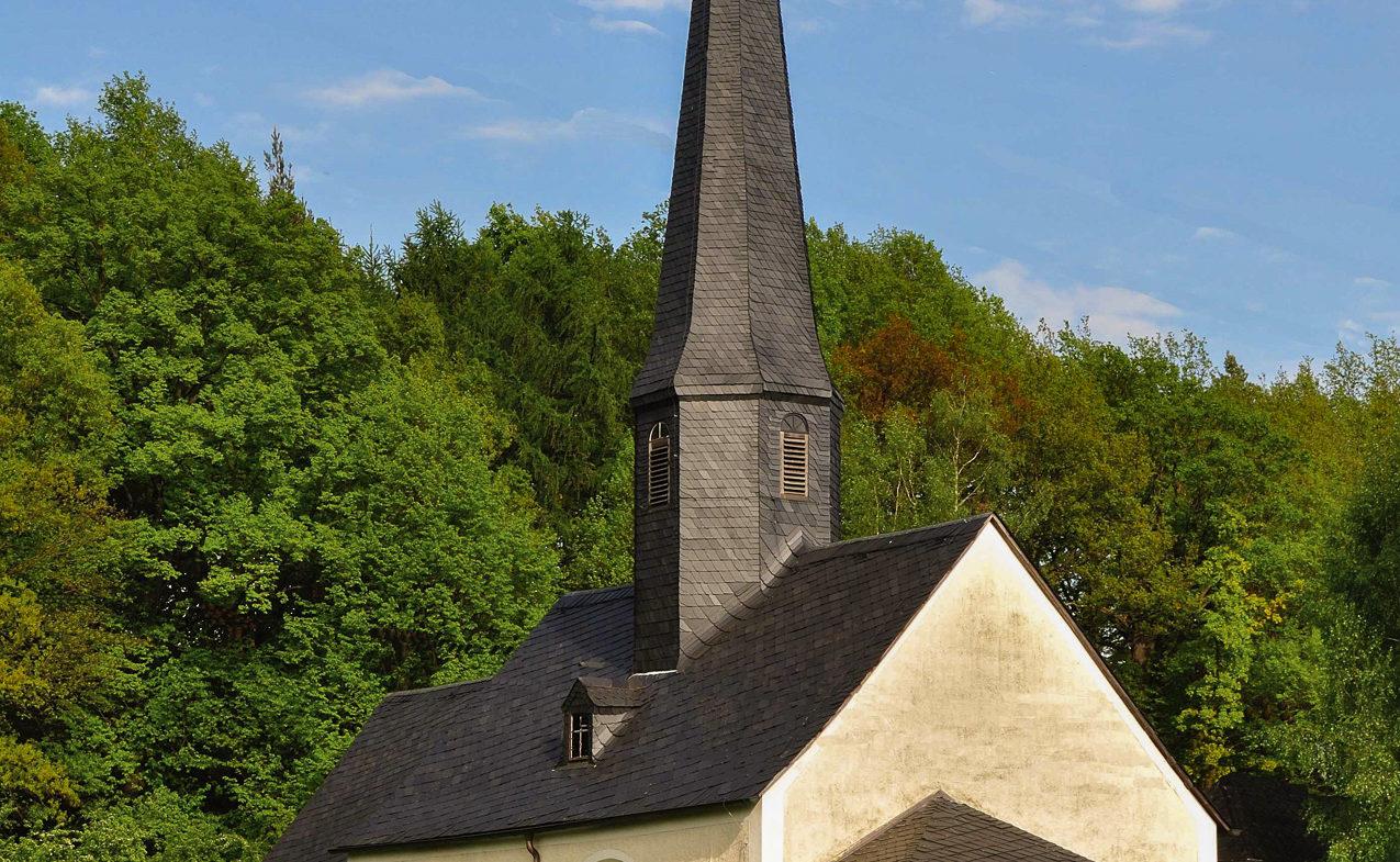 Kirche Lauenhain