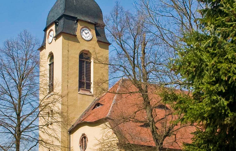 Christuskirche Lichtentanne