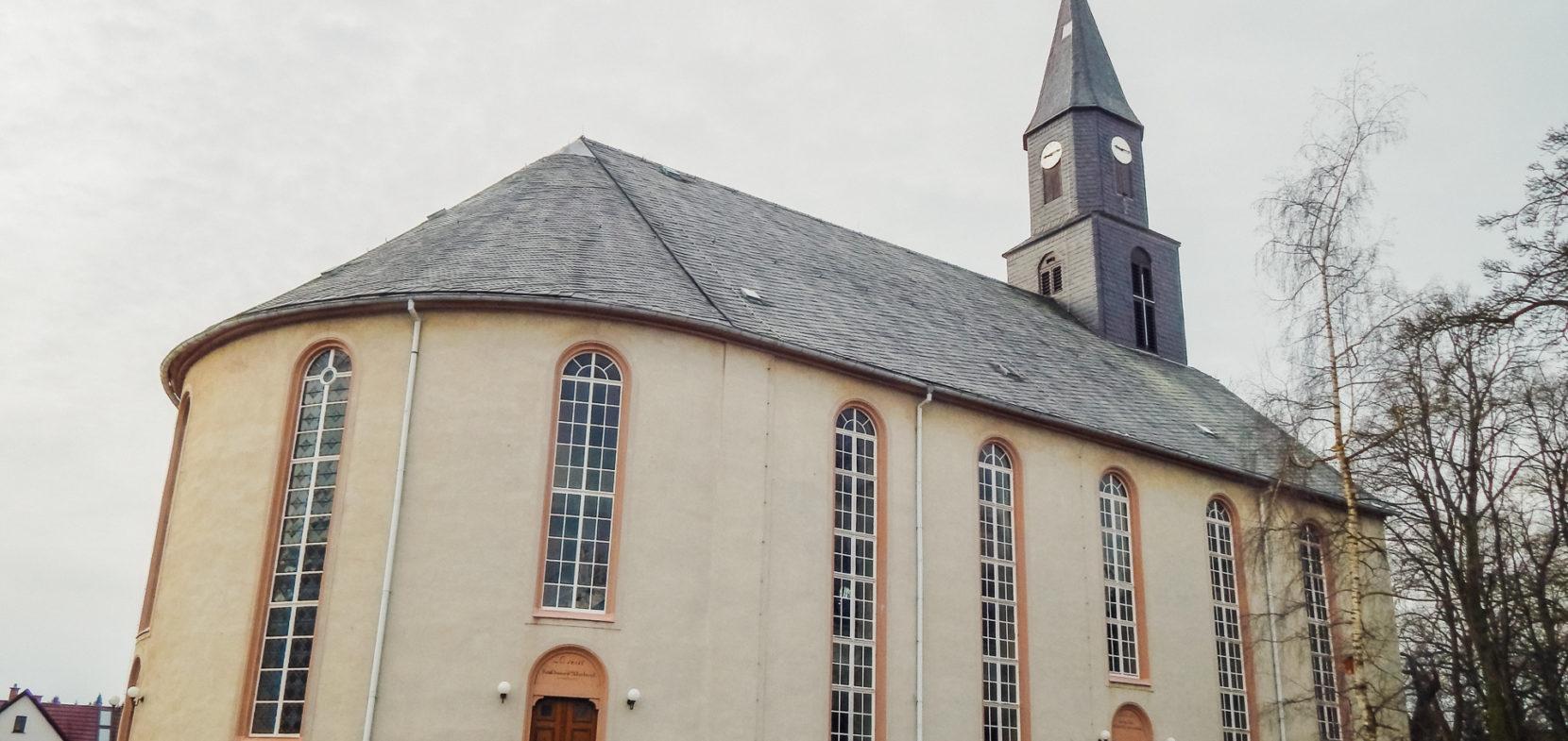 Kirche St. Jacobus d. Ältere in Mülsen St. Jacob