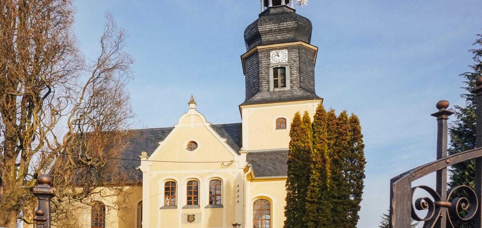 Kirche St. Michael in Mülsen St. Micheln
