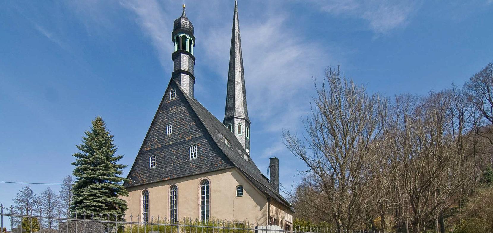 Kirche St. Nicolai in Mülsen St. Niclas