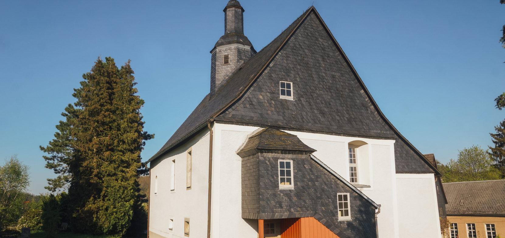 St.-Michaeliskirche Niedercrinitz
