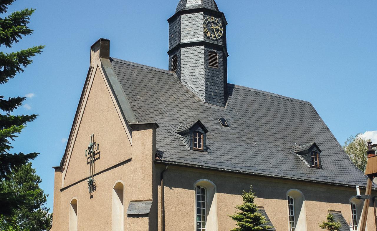 Obercrinitz – St.-Johannis-Kirche