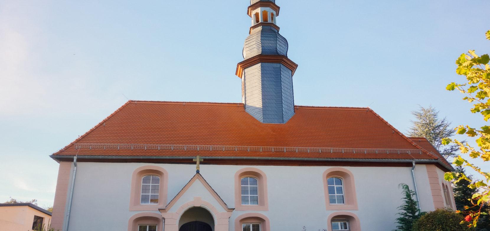 Rußdorf St.-Martins-Kirche