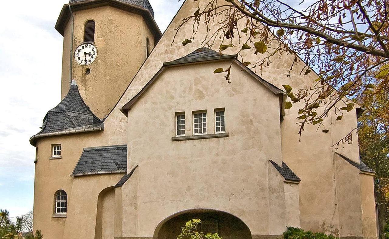 St.-Martins-Kirche Schönfels
