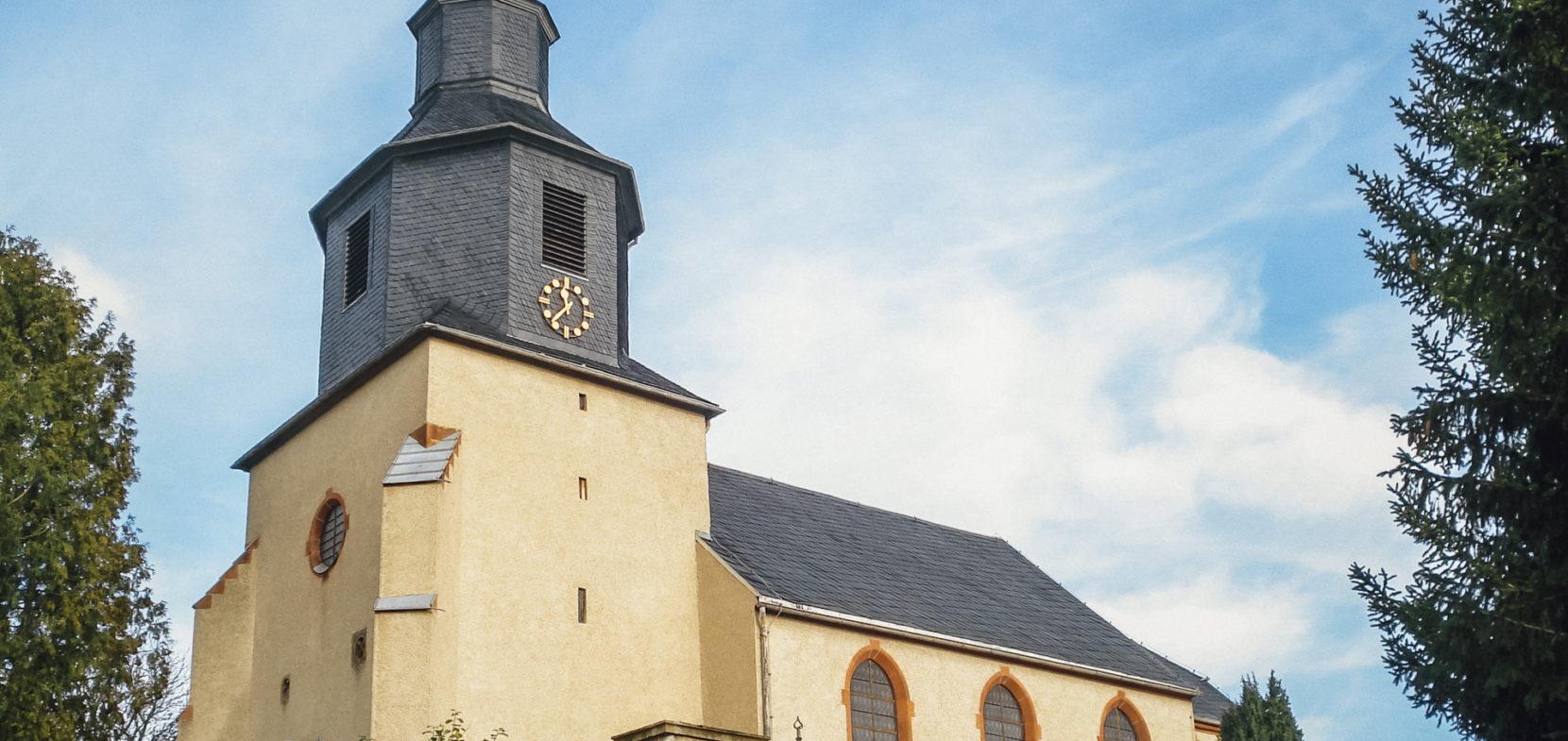 Seelingstädt St.-Johannis-Kirche
