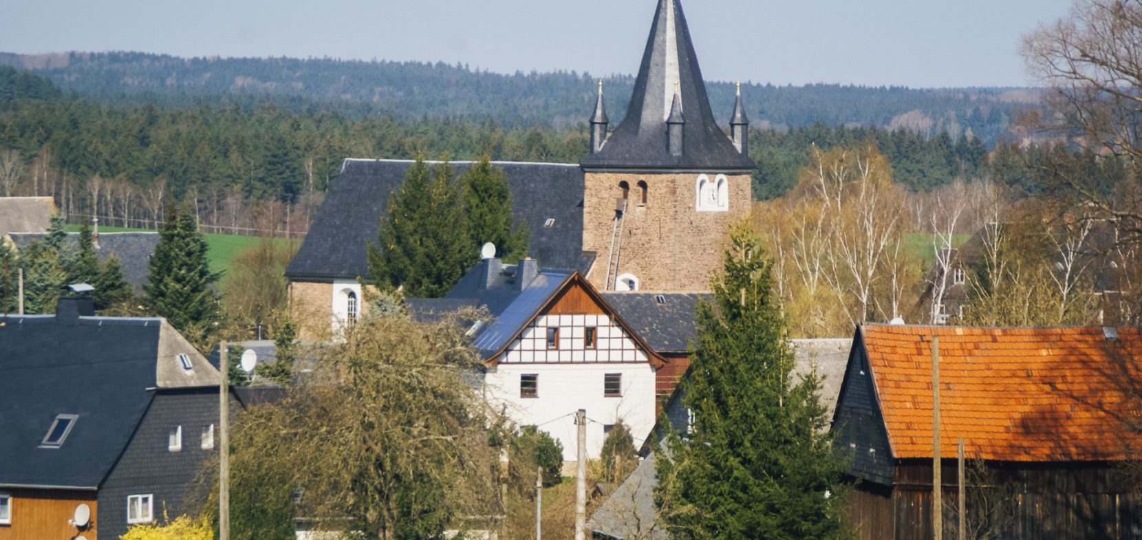 Marienkirche zu Stangengrün