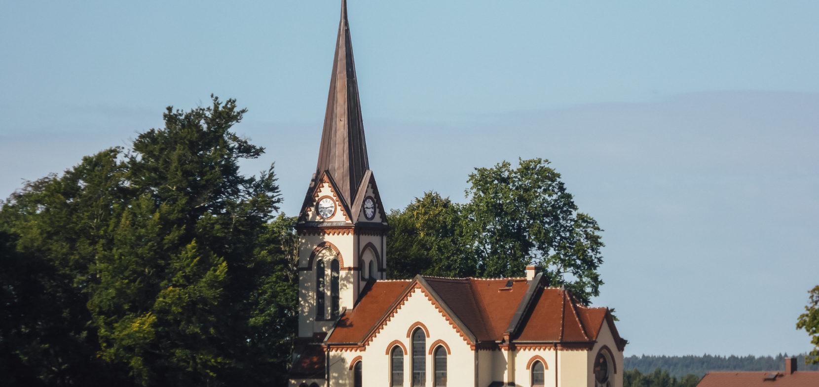 Kreuzkirche zu Wildenau