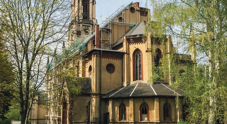 Matthäuskirche in Zwickau
