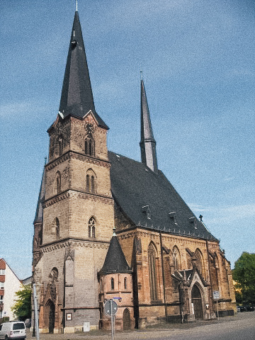 St. Katharinenkirche Zwickau