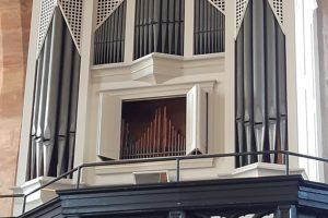 orgel Katharinenkirche Zwickau